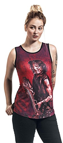 The Walking Dead Daryl Dixon - Ready Top Mujer multicolor Multicolor