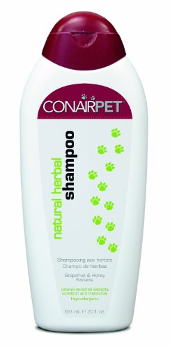 ConairPet Natural Shampoo Grapefruit Extracts