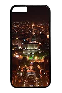 Armenia Yerevan At Night PC Case Cover for iphone 6 plus 5.5 inch Black