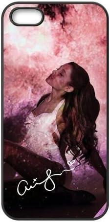 Amazon.com: Personalized Ariana Grande Hard Case for Apple iphone ...