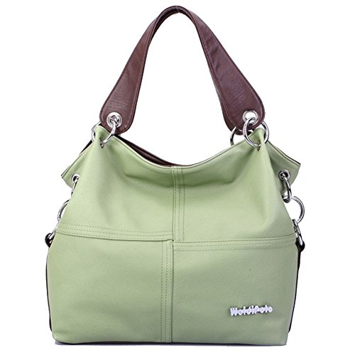 hifish-hb104045c2-pu-leather-korean-version-womens-handbagbucket-type-bucket-bag