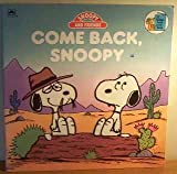Come Back, Snoopy, Charles M. Schulz, 0307117391