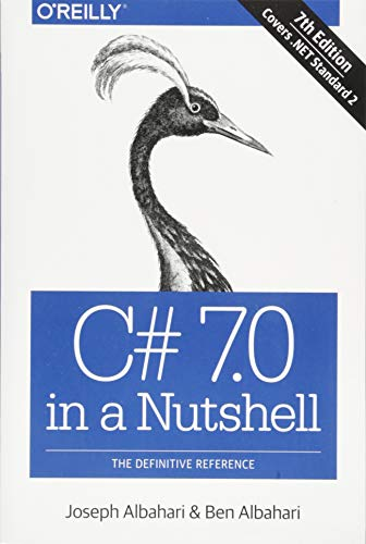 Pdf Computers C# 7.0 in a Nutshell: The Definitive Reference