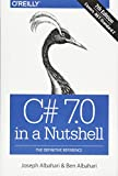 img - for C# 7.0 in a Nutshell: The Definitive Reference book / textbook / text book
