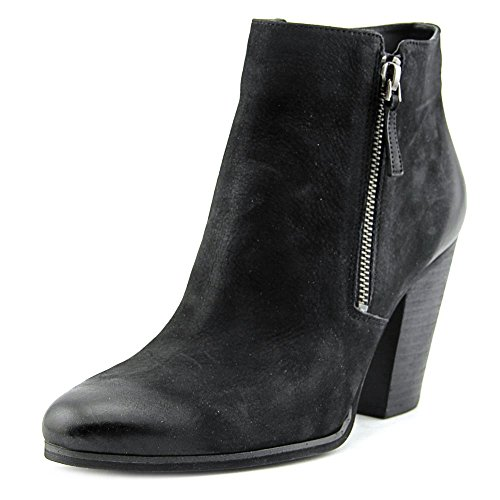 Michael Michael Kors Women's Denver Booties, Black, 10 B(M) US (Kors Boots Size Michael 10)