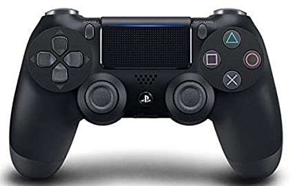 Standard Black Custom PS4 PRO Rapid Fire Custom Modded Controller 40 Mods  for All Major Shooter Games, Auto Aim, Quick Scope, Auto Run, Sniper  Breath,