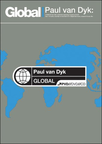 DVD : Paul van Dyk - Global (Bonus CD)