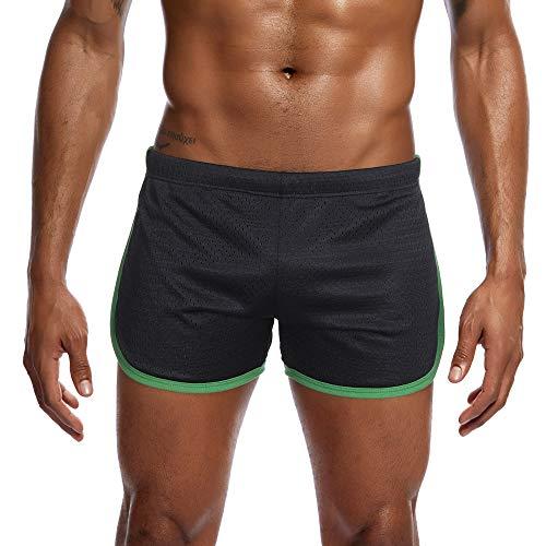 NEARTIME Men's Shorts, Loose Shorts Mens Trousers Sport Casual Pants