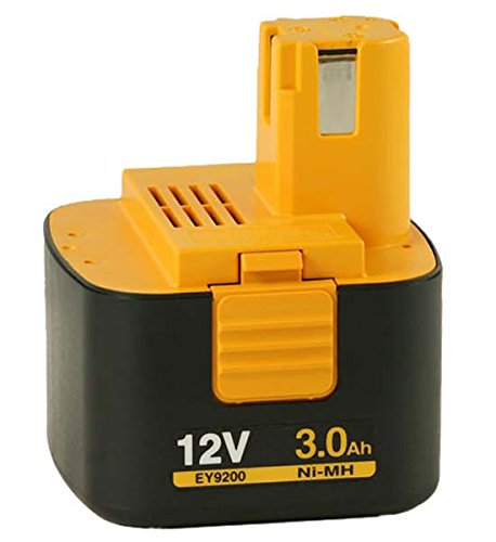 Amsahr PAN12 Replacement Power Tools Battery