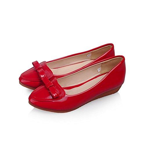 Zapatos ligeros/dulce arco zapatos de bajo/Limpiar zapatos bajos A
