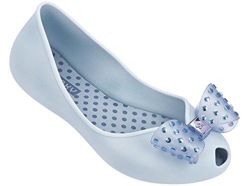 Flats Slip Ballerina Shoes Ballet Confetti On Zaxy Girls Blue 0Sq11