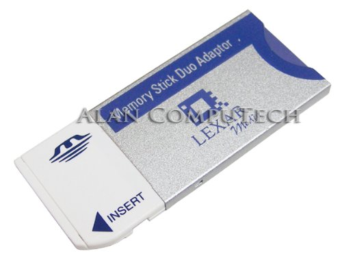 Aperion 128MB Memory Stick Duo With Adaptor 40J7136