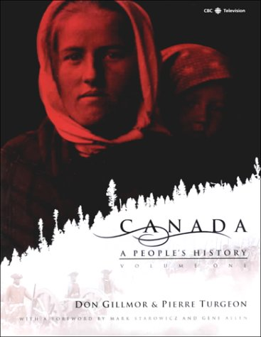 Download Canada: A People's History, Vol. 1 pdf