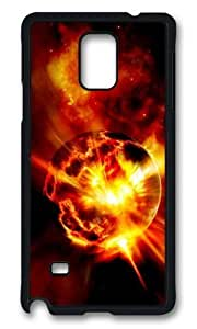 Adorable Exploding Planet Hard Case Protective Shell Cell Phone Samsung Galaxy S5 I9600/G9006/G9008