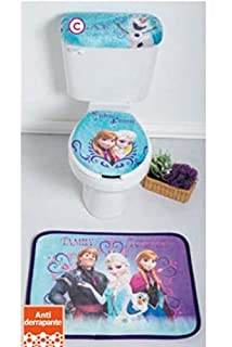 Disney Frozen 3Pc Bath Set