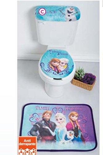 Disney Frozen 3Pc Bath Set (Disney Frozen Bath Accessories)