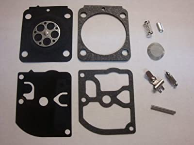 Zama OEM RB-99 Carb Repair Kit for Blower Trimmer Chainsaw Hedge Clippers by Zama