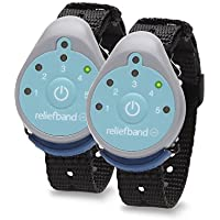 NEW Reliefband for Motion & Morning Sickness - 2 Pack