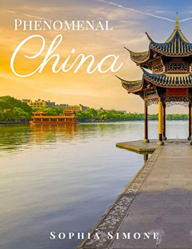 THIS IS A PICTURE BOOK. NO TEXT. A beautiful Colorful Picture book with stunning images. One of the world's most incredible countries, experience and take a journey through this China photo book and be transported to the much l...