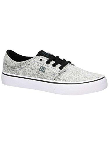 DC Shoes Trase TX SE - Zapatillas bajas para mujer Black/Charcoal