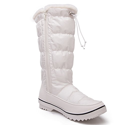 Boots Adeline Snow 1713 Globalwin's Winter Women's White 8q5TxpI