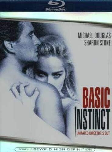 Basic Instinct 1992 Us Import Blu Ray Region A Amazon Co Uk Jerry Goldsmith Dvd Blu Ray