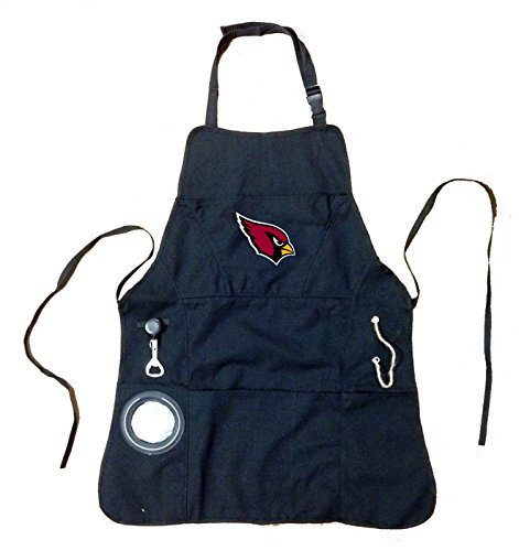 (Team Sports America Arizona Cardinals Ultimate Grilling Apron)