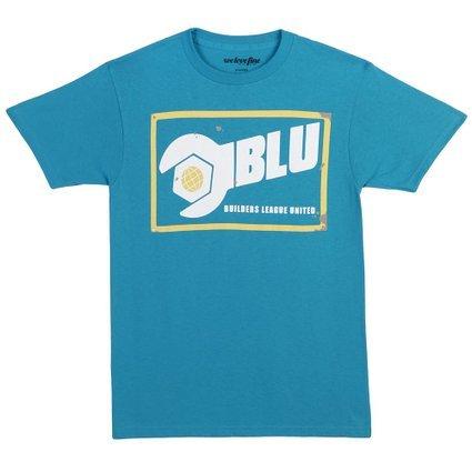 Team Fortress 2 BLU Team Adult T-Shirt Small