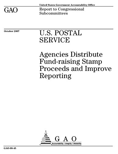 U S  Postal Service  Agencies Distribute Fund Raising Stamp Proceeds And Improve Reporting