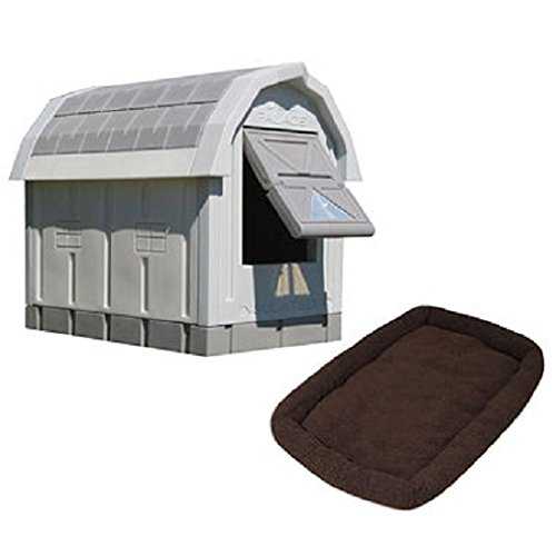 asl dog palace insulated - 6