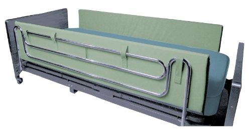 Vinyl Bed Rail - Drive Medical Foam Side Rail Bumper Pads, 72