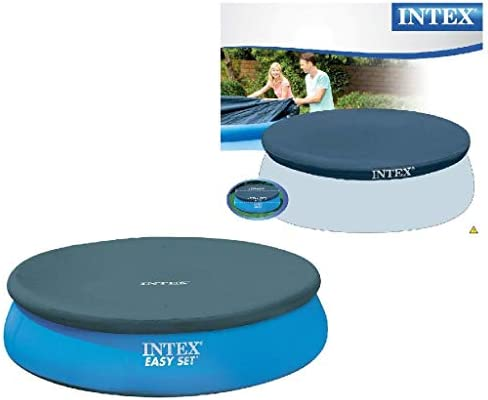 Intex 28021 - Cobertor para piscina hinchable Easy Set, 305 cm ...