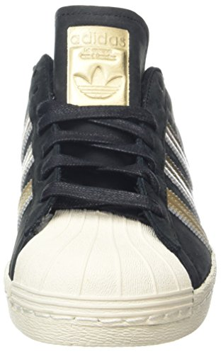 adidas Women's Superstar 80s 999 W Trainers Black (Core Black) Joiox8m9