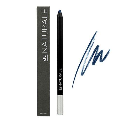 Au Naturale Organic Eye Liner Pencil in Deep Sea Blue
