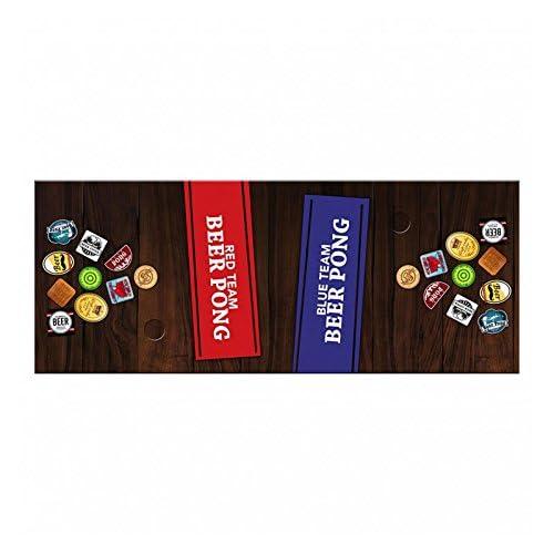 Nappe de Beer Pong - Team Red & Blue
