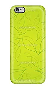 AmandaMichaelFazio Design High Quality Fresh Leafy Print Cover Case With Excellent Style For Iphone 6 Plus