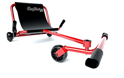Ezyroller Pro Ride On   Red