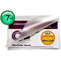 Qty 2500 7 Mil File Card Laminating Pouches 3-1/2 x 5-1/2 Hot Laminator Sleeves