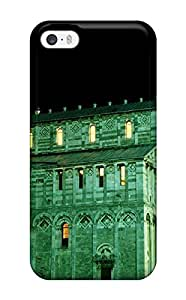 Laci DeAnn Perry's Shop Durable Defender Case For Iphone 5/5s Tpu Cover(leaning Tower Italy) GXJRSAV0BVLU8P04