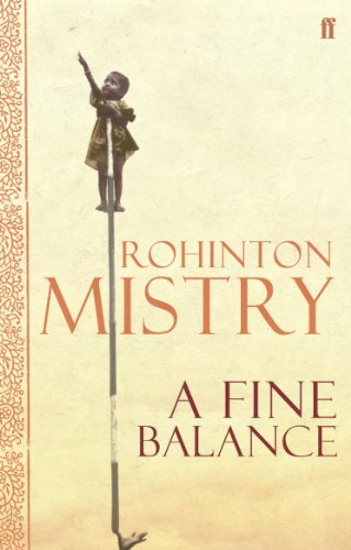A fine balance kindle edition by rohinton mistry literature a fine balance by mistry rohinton fandeluxe Images