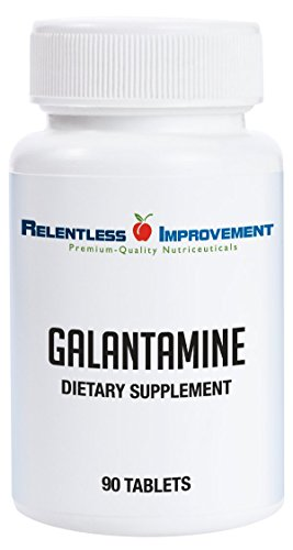 Relentless Improvement Galantamine Review