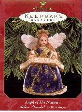 Angel of the Nativity - Madame Alexander Series - Hallmark Keepsake Ornament - 1999