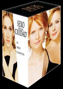 Sexo En La Ciudad La Serie Completa (Sex And The City Complete Series Spanish Version) (Region 4) (Sexo And The City)