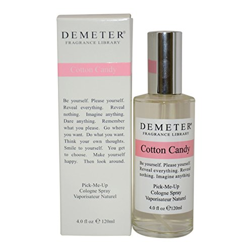 (Demeter Cotton Candy Cologne Spray for Women, 4 Ounce )