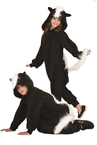 RG Costumes 'Funsies' Skunk, Child Medium/Size 8-10 (Skunk Costumes)
