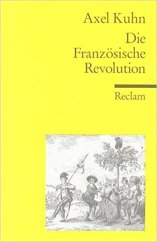Die Französische Revolution Amazonde Axel Kuhn Bücher