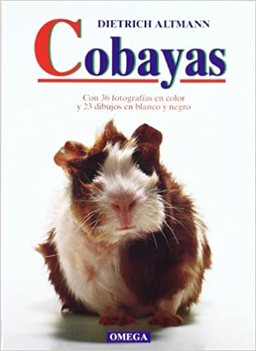 COBAYAS GUIAS DEL NATURALISTA-ANIMALES DOMÉSTICOS-PEQUEÑOS MAMÍFEROS: Amazon.es: ALTMANN, D.: Libros