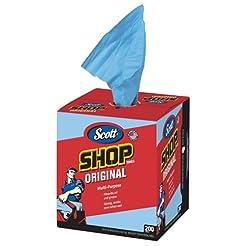 Kimberly-Clark 75190 Scott Shop Towels, ...