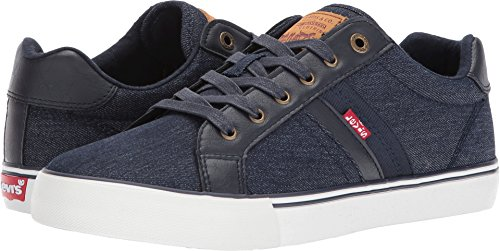 Levi's Shoes Men's Ryan Denim Navy 9 D US