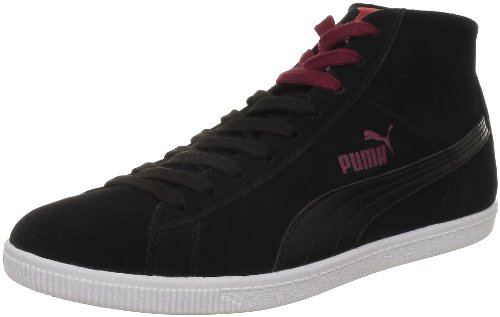white Baskets Wn's Mode Glyde port Puma Mid Noir 10black peach Femmes HqO1v